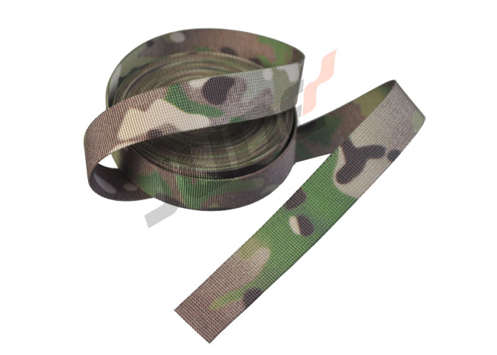 Custom US Army OCP 20mm Camouflage Webbing