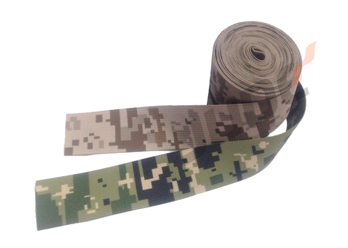 US Navy SEALs AOR1 Nylon Webbing