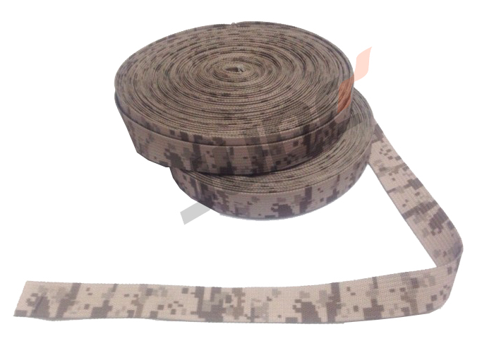 US Navy SEALs AOR1 Desert Digital Camo Webbing