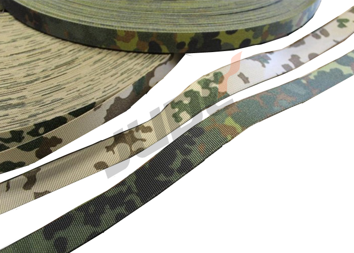 Custom Flecktarn Webbing German Army Camouflage 20mm