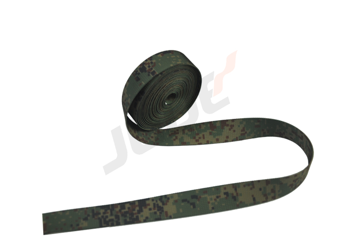 1 Inch Russia Digital Camo Webbing 3-Color
